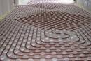 Installation plancher chauffant rafraîchissant