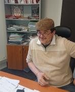 Alain DAVID, responsable de la société AGIR à Avignon