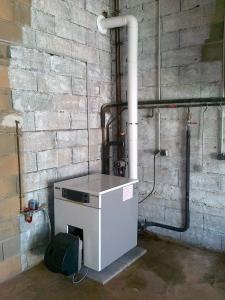 Chaudière fioul à condensation DE DIETRICH dans le Vaucluse