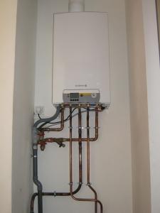 Chaudière gaz à condensation DE DIETRICH Gamme MCR