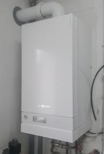 Chaudière murale gaz à condensation ViessMann