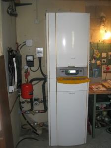 Géothermie - Pompe à chaleur eau-eau DE DIETRICH