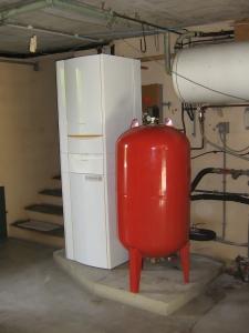 Pompe à chaleur en géothermie DE DIETRICH