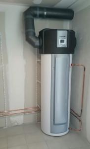 Chauffe-eau thermodynamique DE DIETRICH